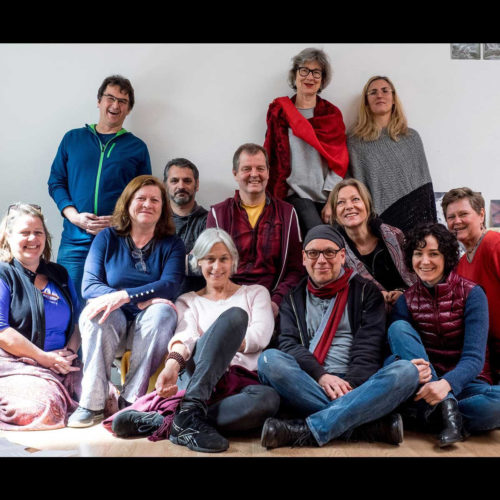 Stuttgart Sangha – Heartsutra Teachings with Lama Lodro Thaye