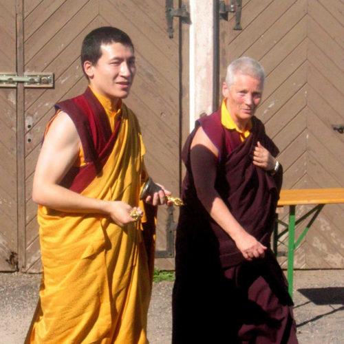 H.H. 17th Karmapa Thaye Dorje visits Möhra