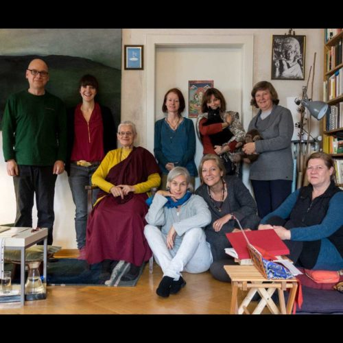 Stuttgart Sangha – Chenrezig Teachings with Lama Sherab Palmo
