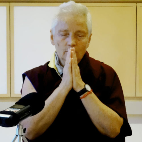 Lama Yeshe Sangmo