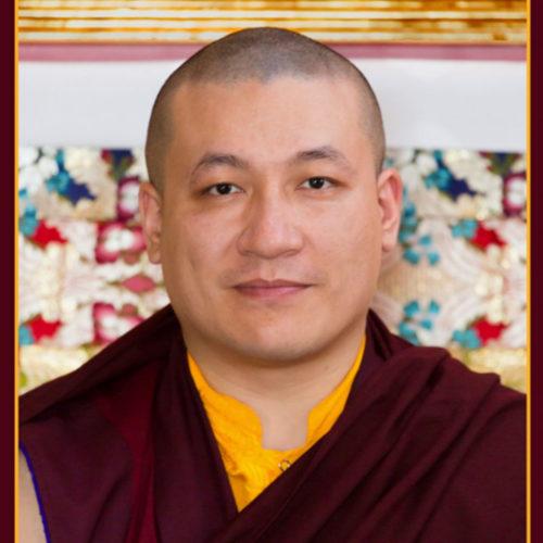 KARMAPA CHENNO – 17. Karmapa Thaye Dorje (Photo © Thule G. Jug)