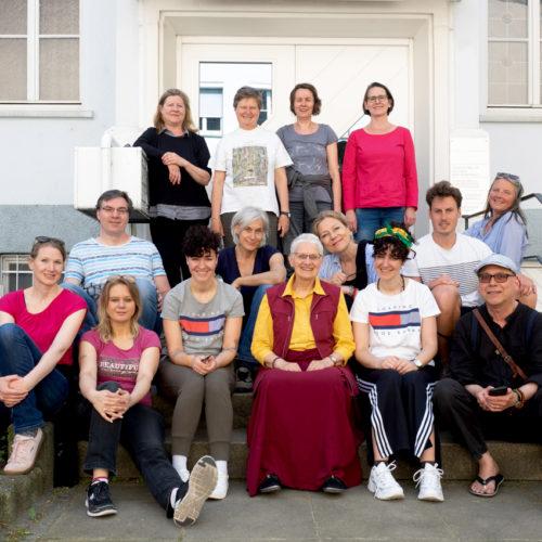 Stuttgart Sangha – Course with Lama Sherab Palmo