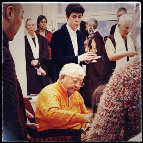 Chenrezig Initiation | Jigme Rinpoche | Möhra 2019