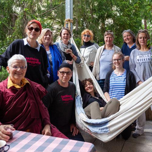 Stuttgart Sangha – Lodjong Course with Lama Sherab Palmo 2019