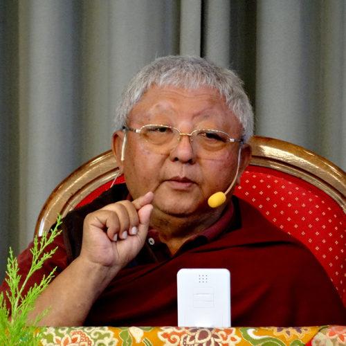 Jigme Rinpoche | Whitsun Course 2019 | Bodhi Path Renchen-Ulm