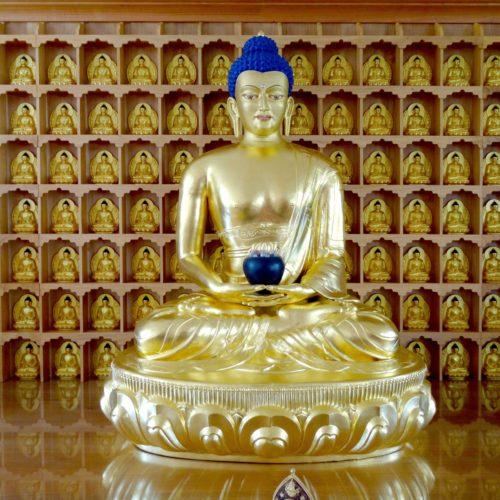 Gompa Bodhi Path Renchen-Ulm