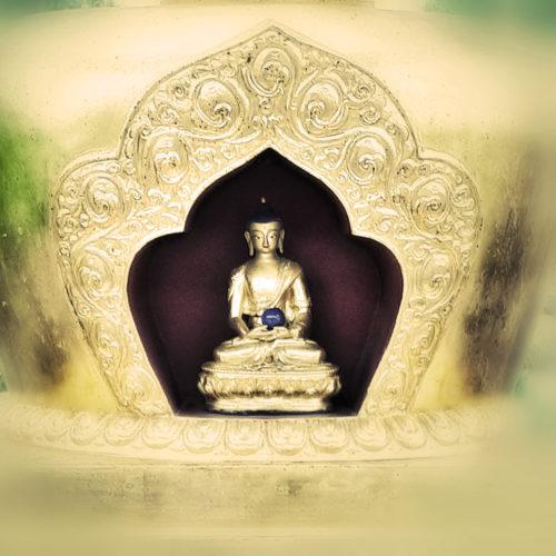 Stupa Bodhi Path Renchen-Ulm