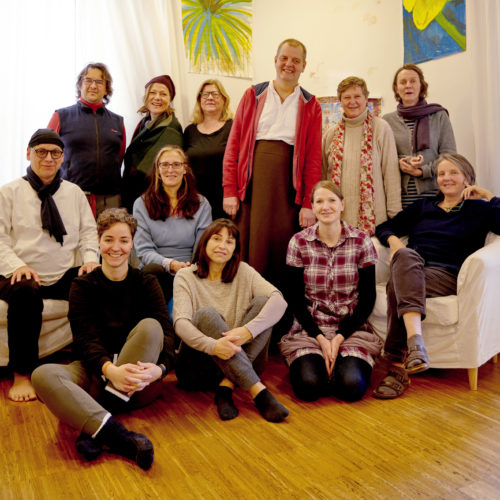 Stuttgart Sangha – Heartsutra Teachings with Lama Lodro Thaye